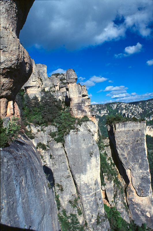 Sites géologiques Lozère