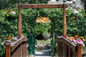 jardin Meyrueis Hôtel Family & Spa