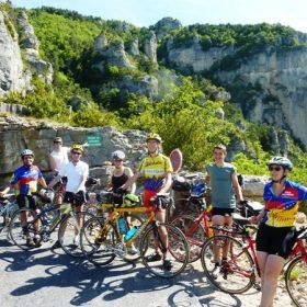 Randonnée cyclotourisme